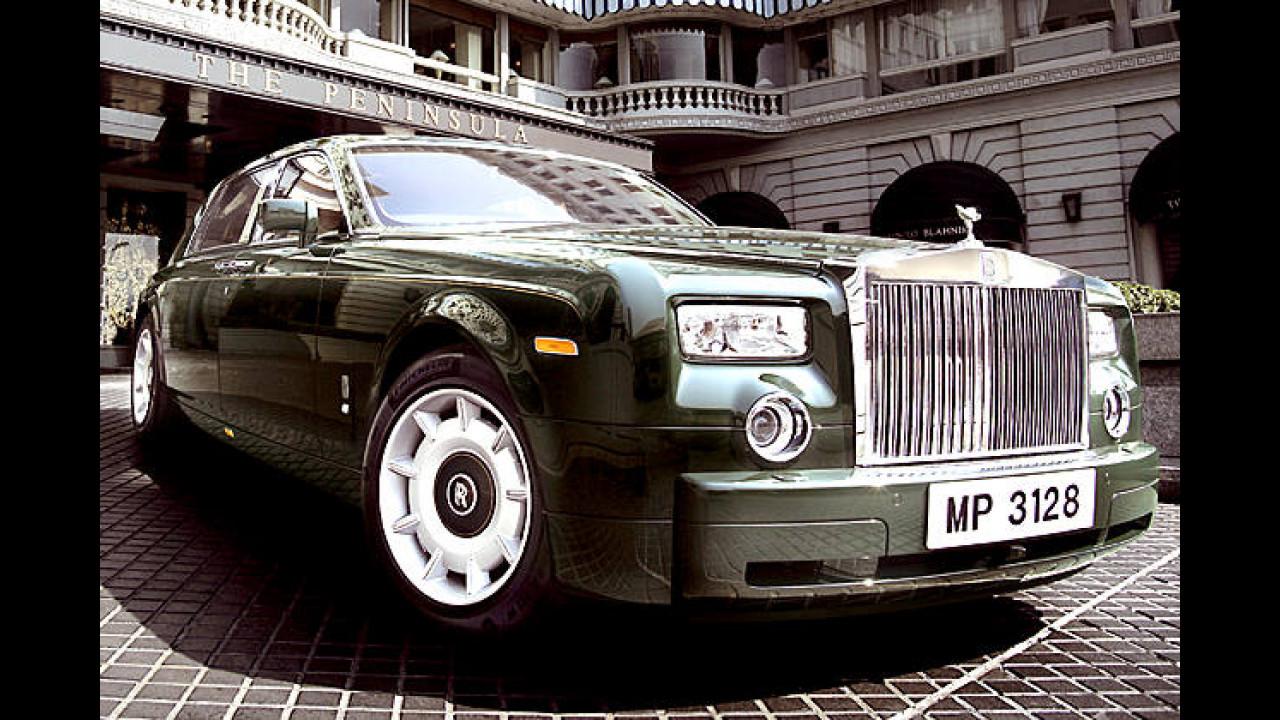 Englischer Luxus für China