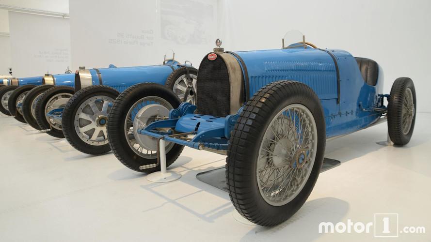 VIDÉO - Découvrez les Bugatti Type 35 de la Collection Schlumpf