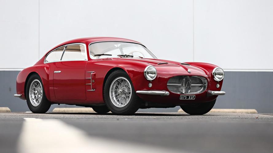 Ferrari, Maserati Classics Could Fetch Over $25M [UPDATE]