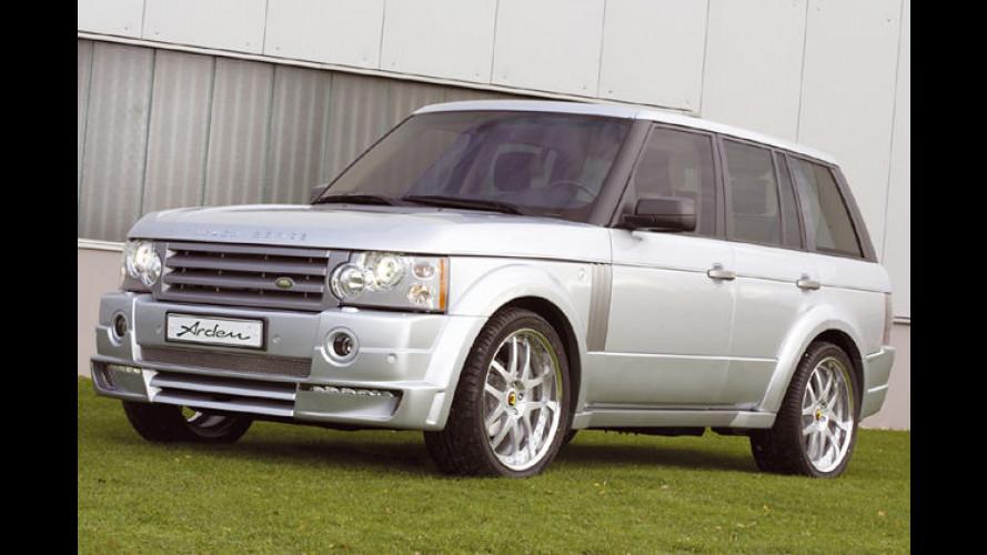 Noch wuchtiger und stärker: Der Arden Range Rover AR7