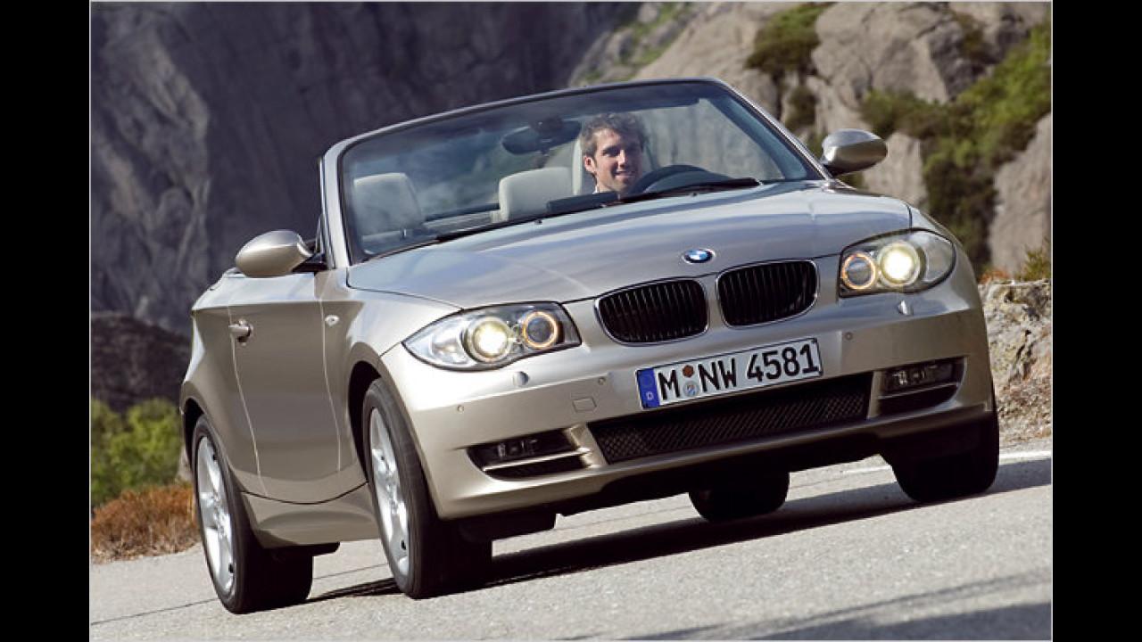 BMW 118i Cabriolet