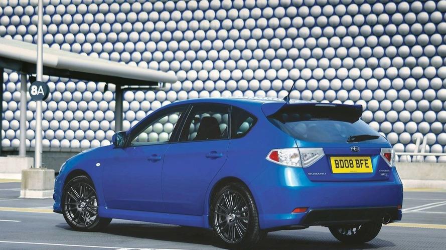 Subaru Presents 3  New High-Performance Imprezas