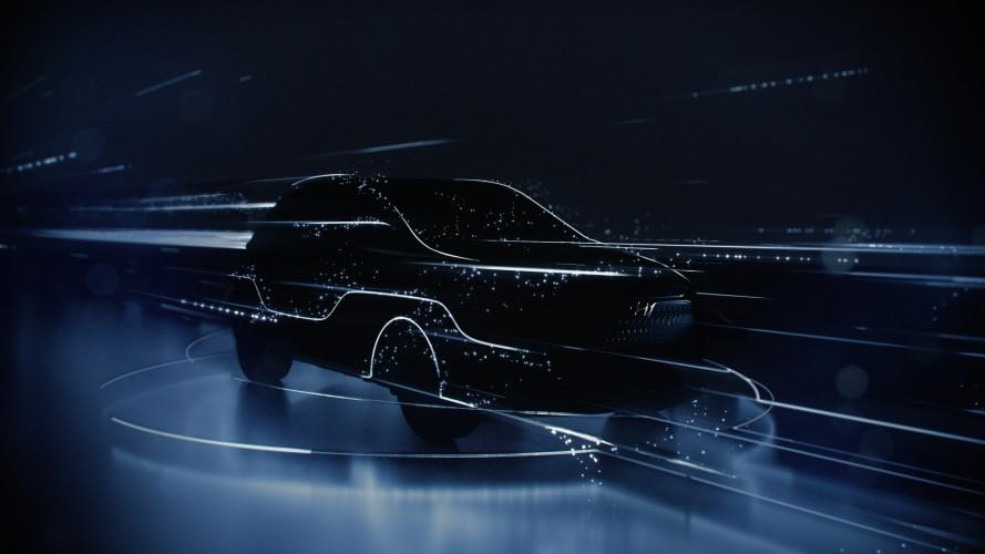 Hyundai Kona elettrica, il primo teaser
