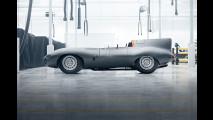 Jaguar D-Type 2018