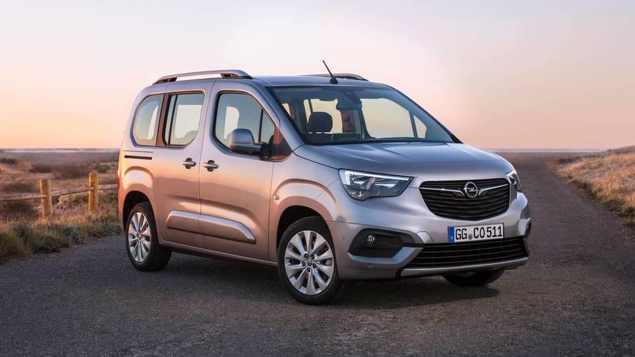 Opel Combo Life, lo spazio familiare