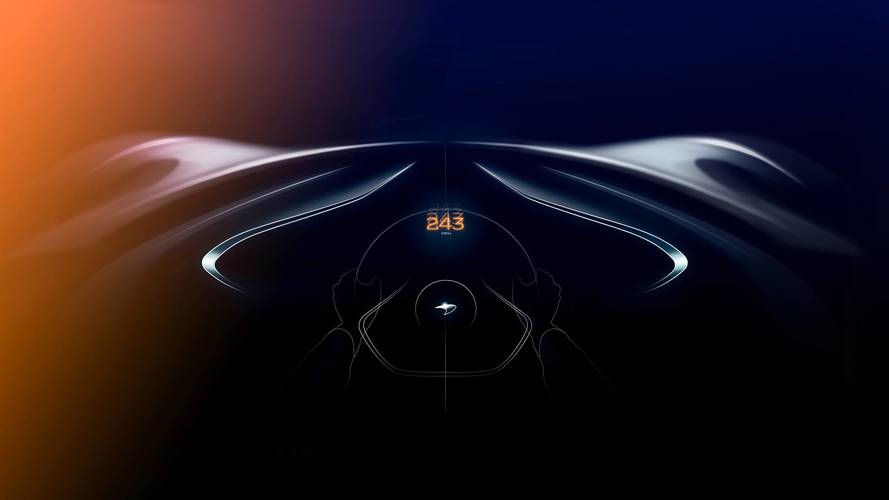 New McLaren hybrid hypercar will be company's fastest ever