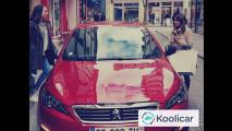 Peugeot e Koolicar, il car sharing è un noleggio fra privati