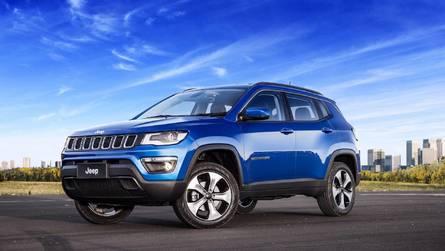 Mais vendidos na 1ª quinzena de maio: Jeep emplaca Compass e Renegade no top 10