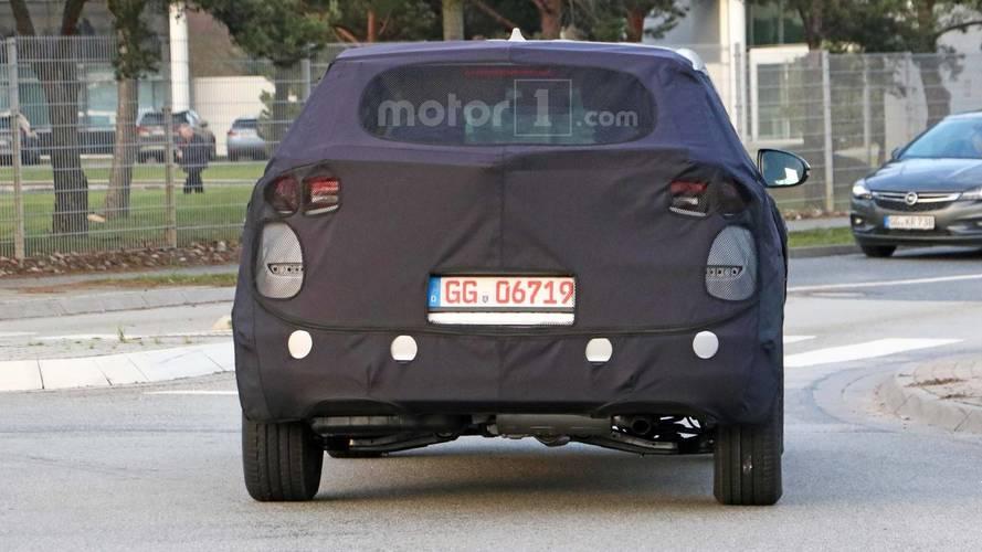 Makyajlı Hyundai Tuscon casus fotoğraf