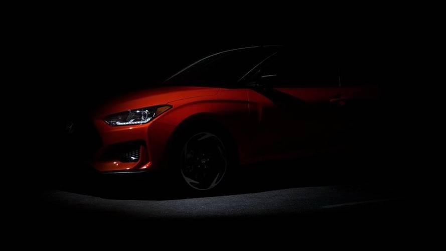 Watch The 2019 Hyundai Veloster Debut Livestream Right Here