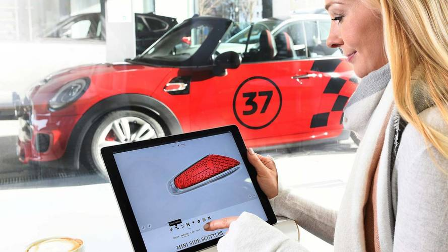 Mini Will Refuse To Put Offensive Texts On 3D-Printed Trim Pieces