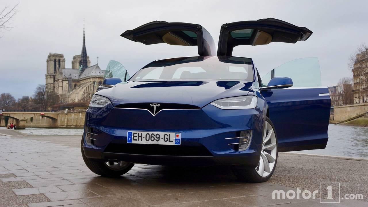 Tesla Model X 2018