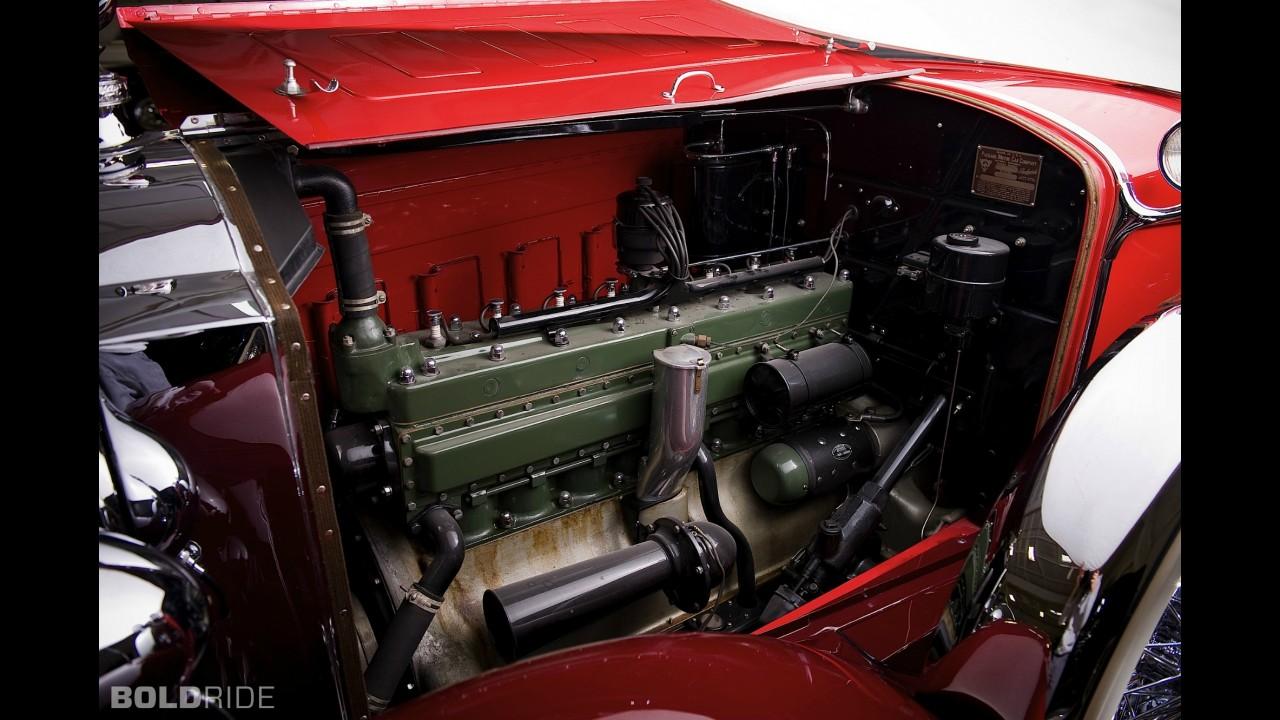 Packard 645 Deluxe Eight Dual Cowl Phaeton