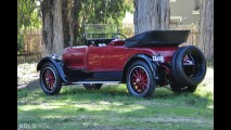 Pierce-Arrow Model 48 Dual-Valve 4-Passenger Roadster