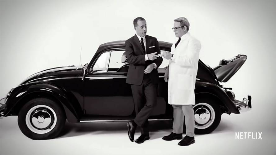 New 'Comedians in Cars Getting Coffee' Trailer Goes Retro
