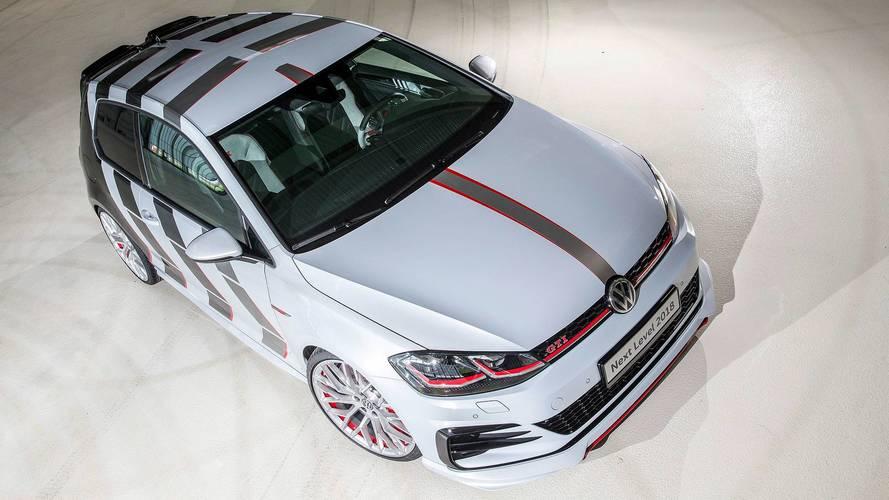 VW Golf GTI Next Level - La GTI de 410 ch conçue par des apprentis