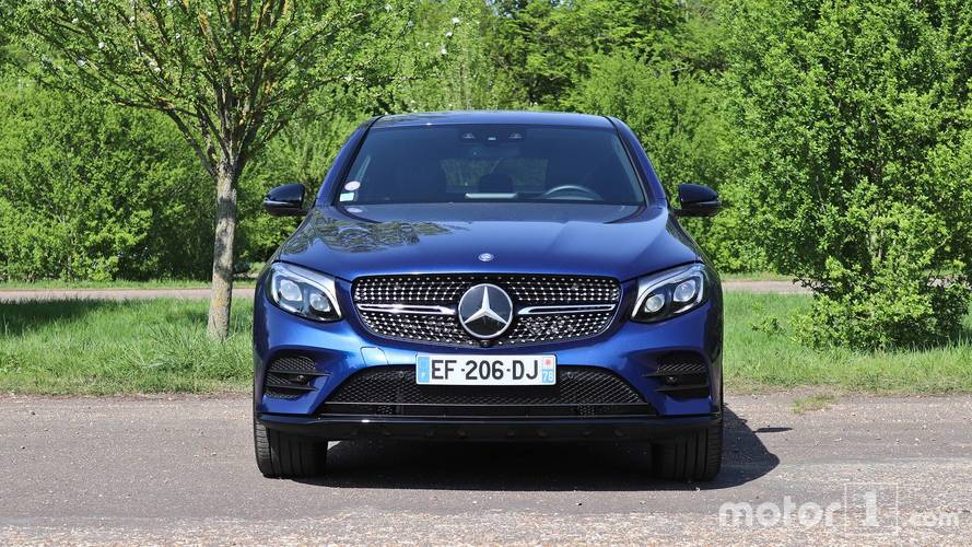 Essai Mercedes GLC Coupé 2018