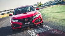 Honda Civic Type R Magny-Cours Rekoru
