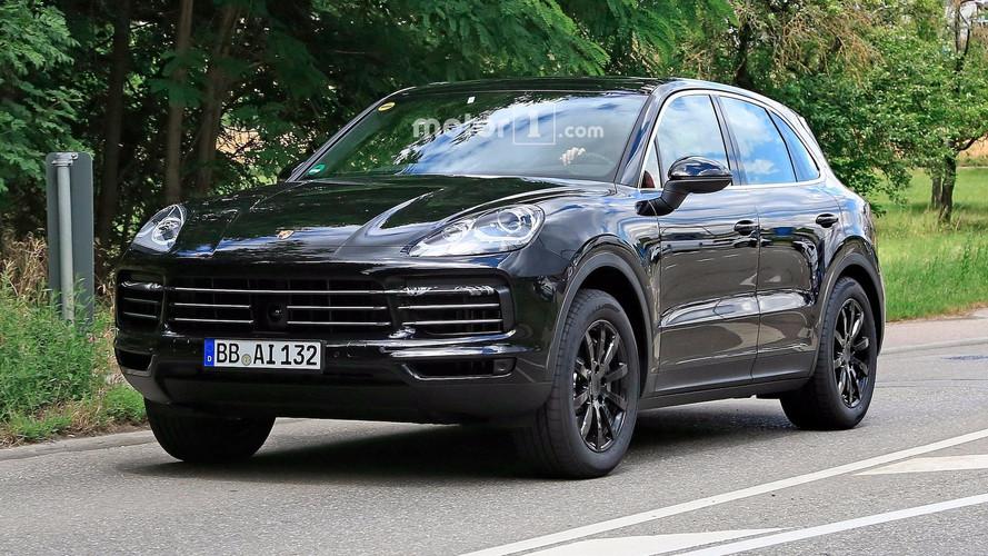 Porsche prépare le nouveau Cayenne
