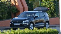 2018 Volkswagen T-Roc kémfotók