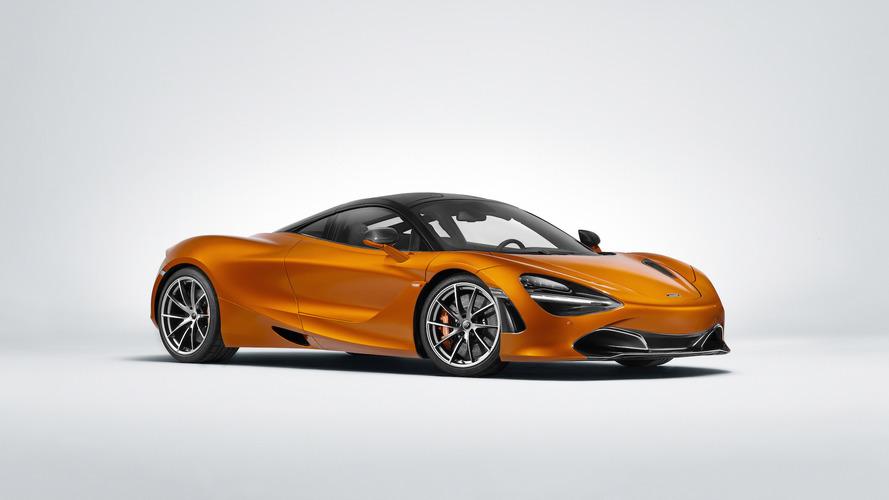 McLaren 720S artık online olarak tasarlanabilecek