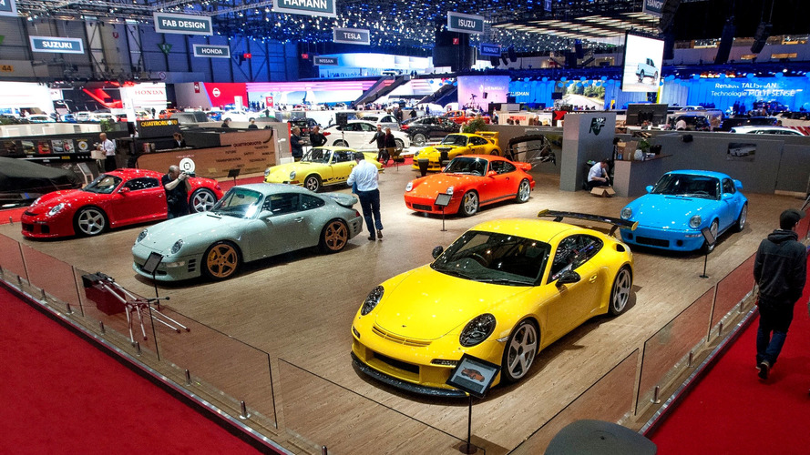 RUF to reveal first in-house developed supercar in Geneva