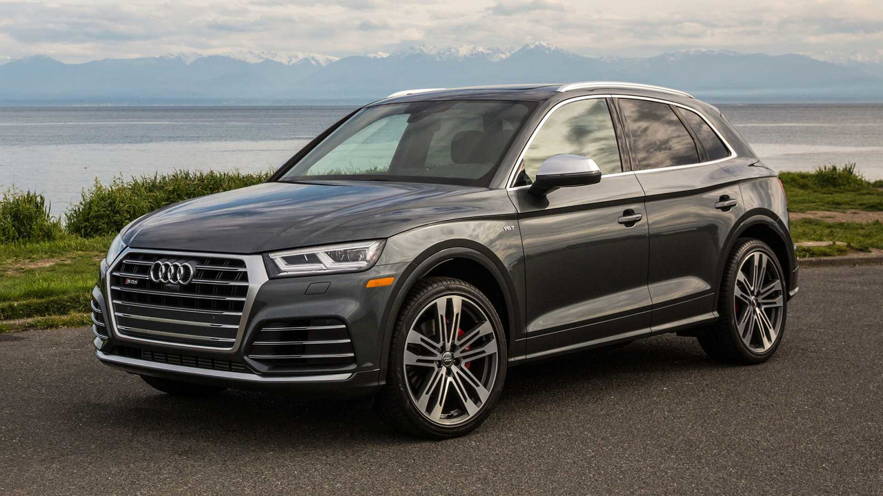 2018 audi sq5 first drive photos. Black Bedroom Furniture Sets. Home Design Ideas