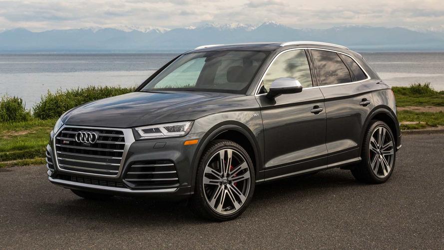 2018 Audi SQ5 İlk Sürüş İncelemesi