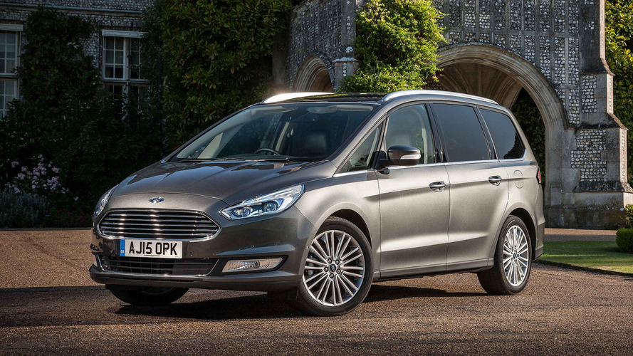 Ford Mondeo 2015 Interior >> 2017 Ford Galaxy Review