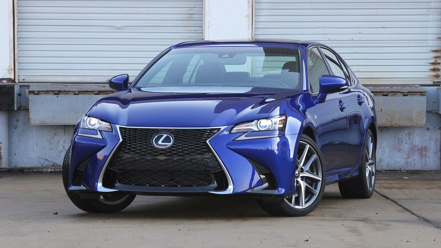 Lexus GS Production For Europe Ending Next Month?