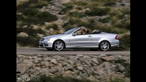Mercedes-Benz CLK55 AMG Cabriolet