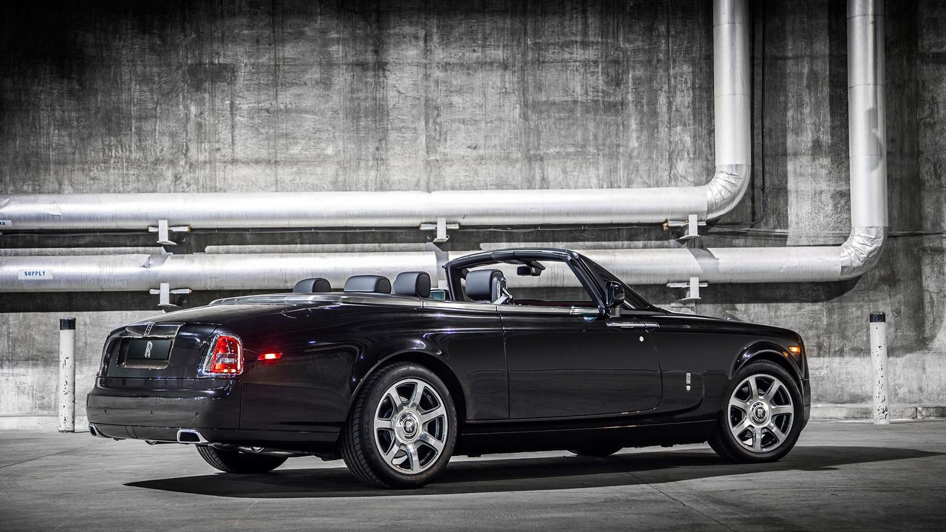 rolls royce phantom 2015 black. rollsroyce phantom drophead coupe nighthawk new details and images released rolls royce 2015 black