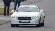 2016 Mercedes SLC spy photo