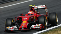 Kimi Raikkonen (FIN), 22.06.2014, Austrian Grand Prix, Spielberg / XPB