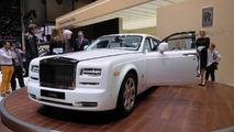 Rolls-Royce Phantom Serenity at 2015 Geneva Motor Show