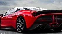 Ferrari 458 by Misha Designs