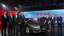 Audi-FAW Plug-in Hybrid announcement 25.7.2013