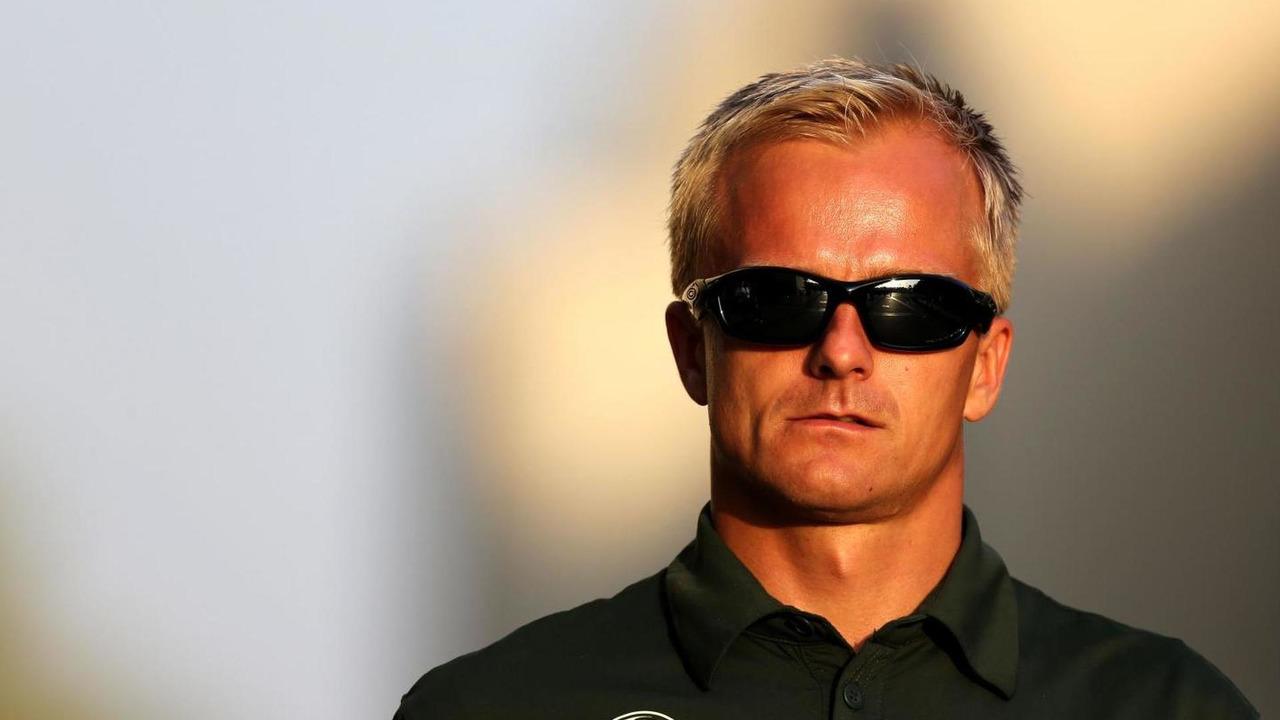 Heikki Kovalainen 31.10.2013 Abu Dhabi Grand Prix
