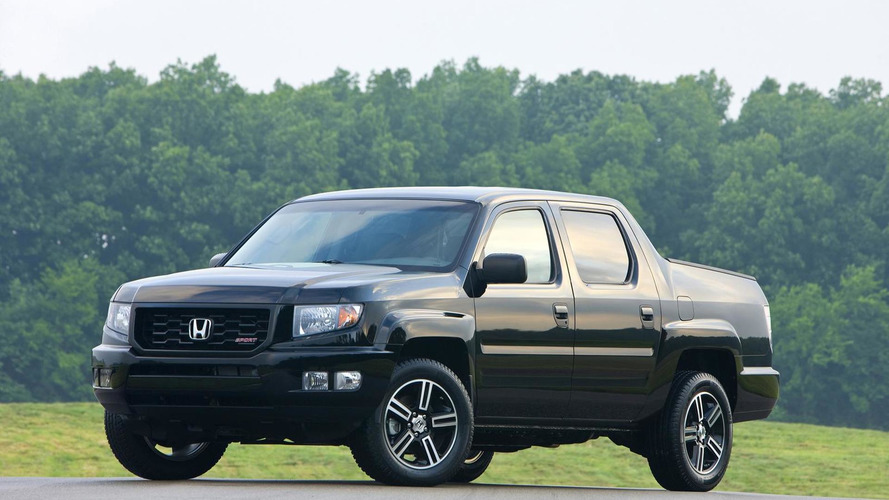 2014 Honda Ridgeline gains range-topping Special Edition