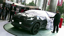 Kia Niro Concept live in Frankfurt 10.09.2013