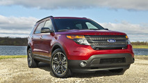 2013 Ford Explorer Sport revealed