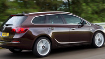 New-look Vauxhall Astra Sports Tourer