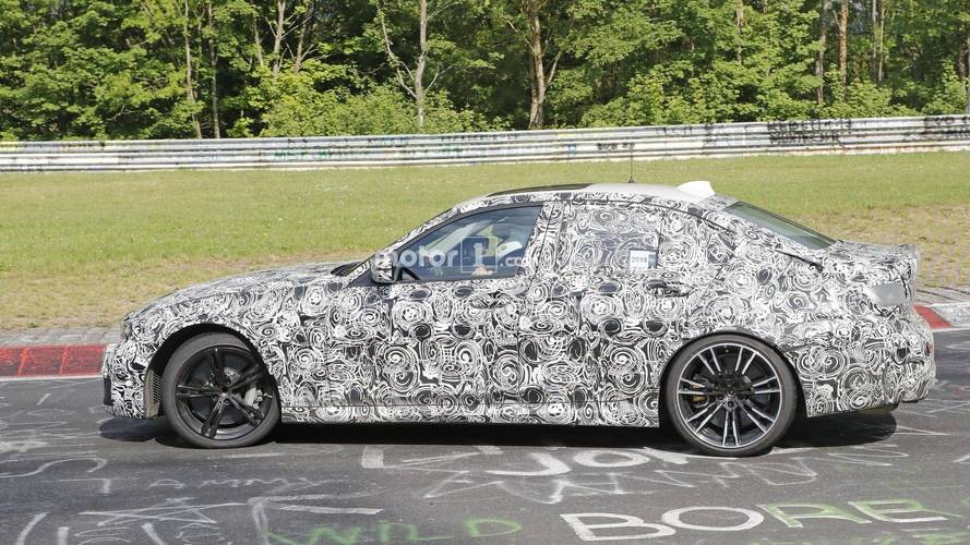 New BMW M3 Caught Dancing At The Nurburgring