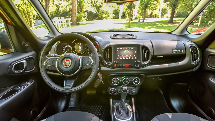 2017 Makyajlı Fiat 500L