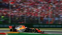 Motor McLaren 2021