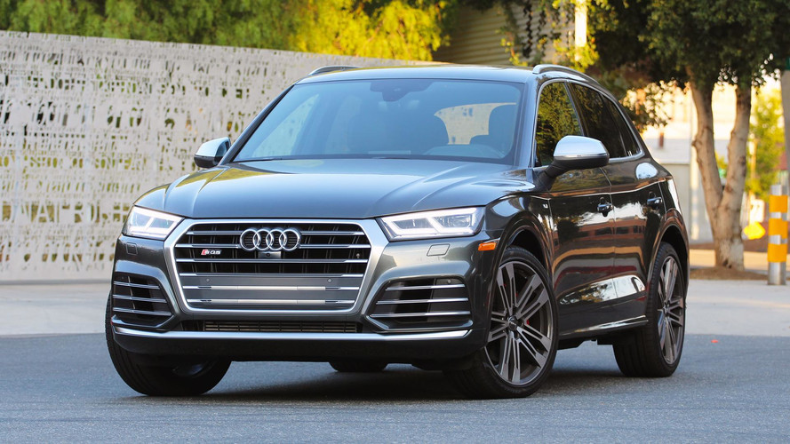 2018 Audi SQ5: Review