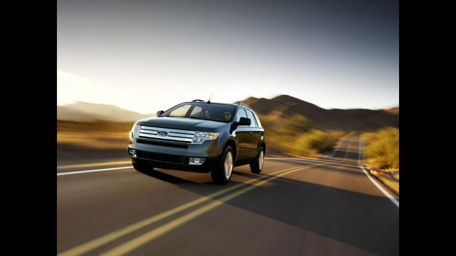 Ford Edge: un CUV