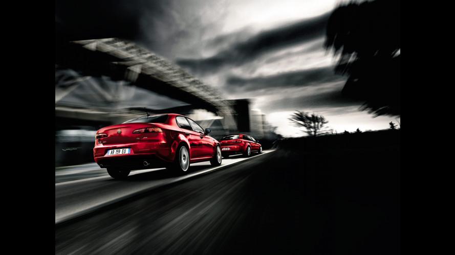 Sorpresa Alfa Romeo: tre Giulia a Ginevra