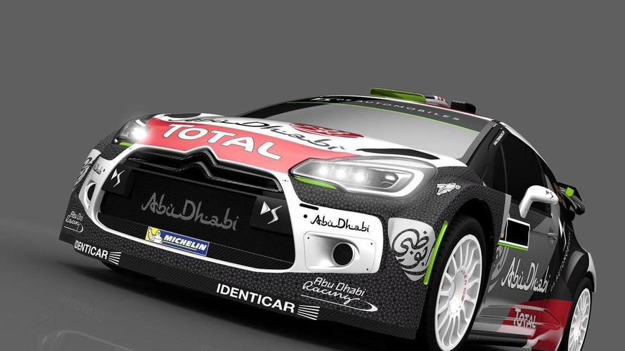Citroen unveils the updated DS 3 WRC
