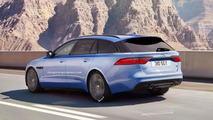 Jaguar XF Sportbrake will probably look a lot like this render